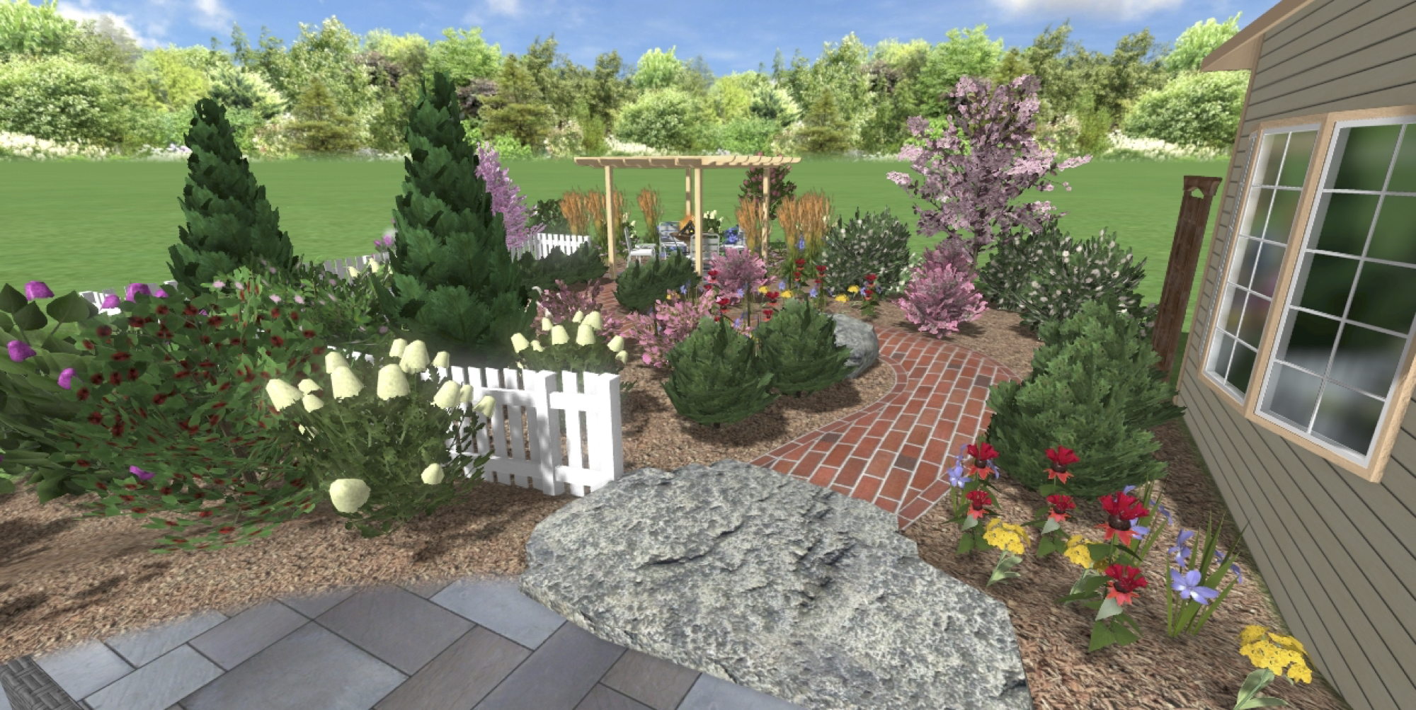 Home Bates Landscaping